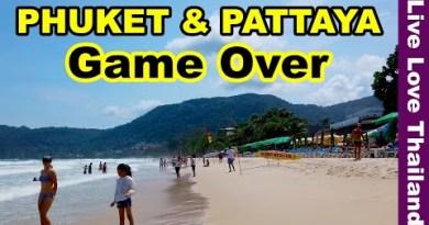 Phuket & Pattaya Sport Over | No Tourists No Lifestyles #livelovethailand