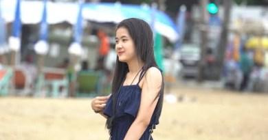 Pattaya Day and Night, Seaside girls, 2021