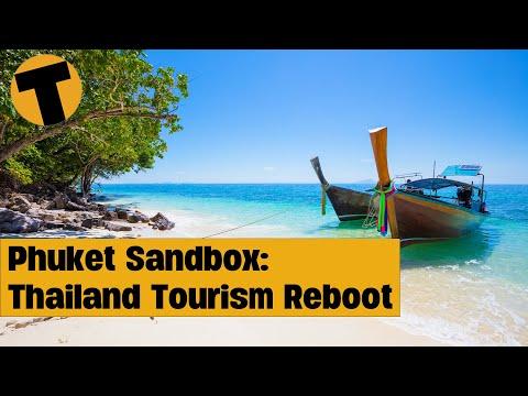 Phuket Sandbox – Thailand tourism rebooted
