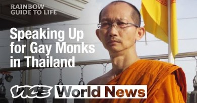 Why Homosexual Monks Occupy to Screen Their Sexual Orientation in Thailand   Rainbow Manual To Life