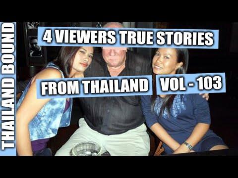 TRUE LOVE STORIES FROM BANGKOK & PATTAYA, THAILAND – VOL 103