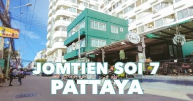 PATTAYA : Jomtien Soi 7   July 3 2021