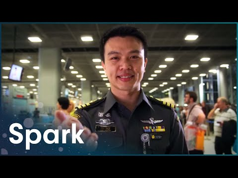What Are British Vacationers Esteem At Thailand's Busiest Airport?   Bangkok Airport   Spark