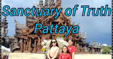 Sanctuary of Truth in Pattaya, Thailand…why price visiting? survey this video😊😊😊