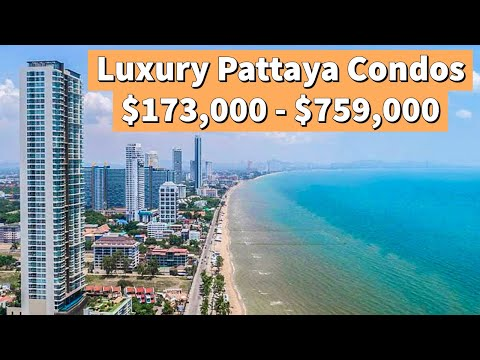Most efficient Pattaya condos for rent and sale for July 2021