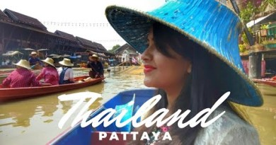 Thailand Floating Market, Pattaya | Thailand avenue meals | 2020 | Stay wat you care for