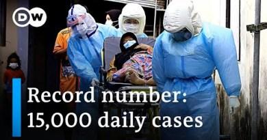Thailand faces worst pandemic wave but | DW News