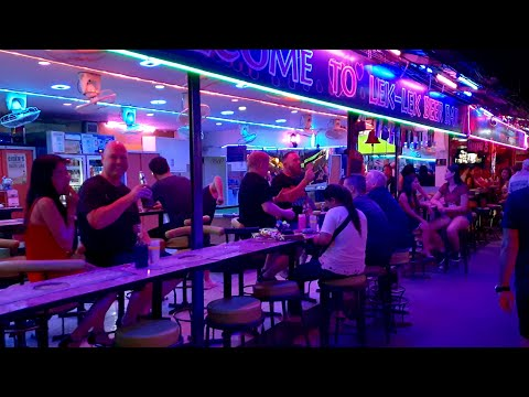 Soi Made in Thailand, Pattaya, Thailand (2021) (4K) WALKING TOUR past all bars
