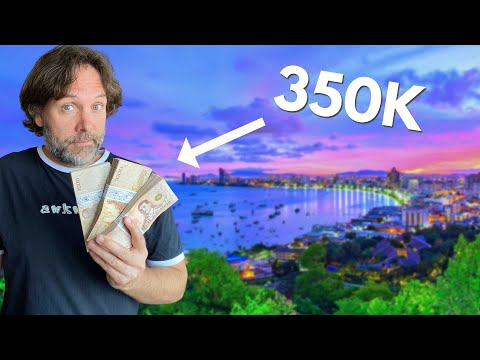 I Spent 350,000 in ONE DAY (in Pattaya, Thailand)