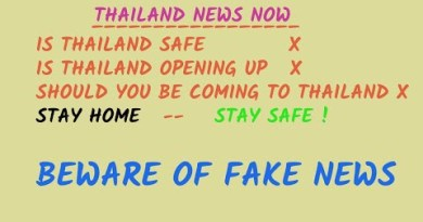 PATTAYA & THAILAND ARE NOT OPENING UP