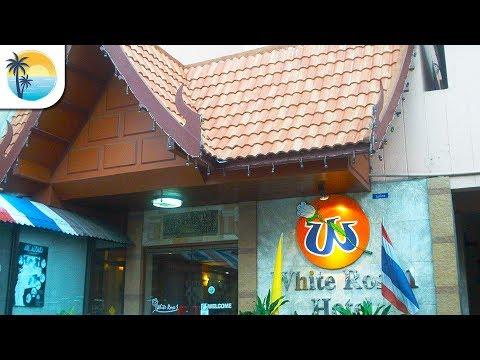 White Rose 1 Resort (4K) Pattaya Thailand