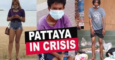 PATTAYA'S HOMELESS CRISIS IS ESCALATING   WALKING TOUR