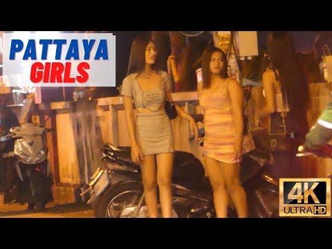 [4K] Pattaya Ladies , Soi Buakhao  #4