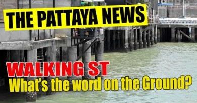 What Pattaya officials notify will happen to Walking Avenue, Pattaya City. No longer factual gossip, Info!