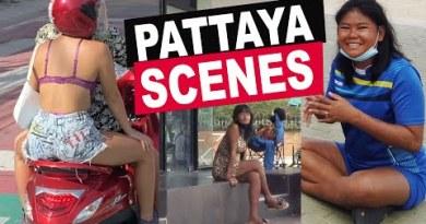 HARSH REALITY OF PATTAYA WITHOUT TOURISTS | PATTAYA DAY SCENES