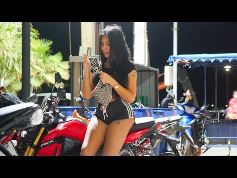 Pattaya Dongtan Seaside Scenes – September 2021 Thailand