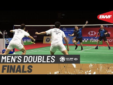 TOYOTA Thailand Delivery | Day 6: Chia/Soh (MAS) [8] vs. Lee/Wang (TPE) [6]