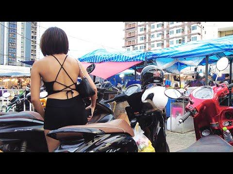 Pattaya Stroll in Soi Buakhao, Seaside Avenue, Thailand, September, 2021l Thailand Evening Membership