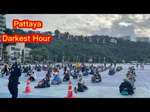 Pattaya Thailand July 26, 2021: Whilst you gaze, that you just must exclaim