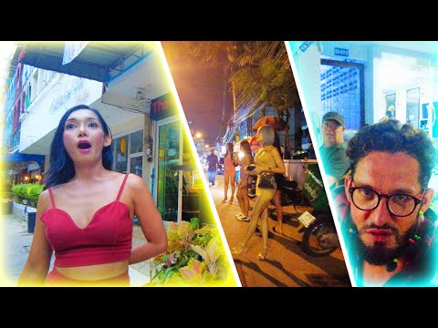 Pattaya, Thailand. Soi Buakhao, Pattaya Seaside Toll road, Night and day Rides. September 2021