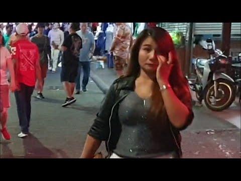 THAILAND PATTAYA WALKING STREET NIGHT LIFE ( MEMORY )