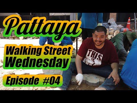 Pattaya Strolling Aspect twin carriageway Wednesday Episode #04