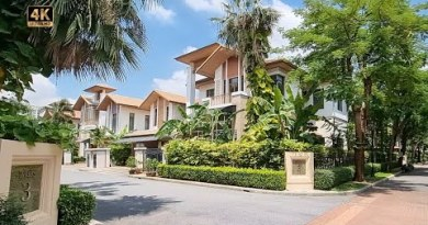Bangkok Luxury Housing Compound within the City Heart – 🇹🇭 Thailand