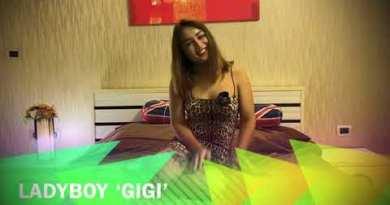 Ladyboy Pattaya Thailand Interview 'Gigi' Began Hormones at age 10!!