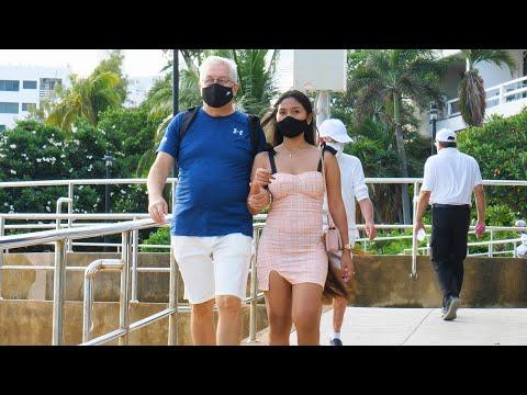 Pattaya Seaside Scenes – twentieth July 2021