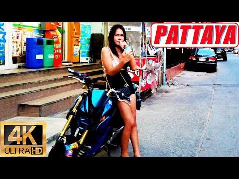 [4K] Pattaya Scramble, Soi 6, Soi Fresh Plaza, Soi Made in Thailand, Soi Buakhao