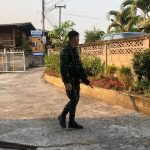 ARMY HAS SENT SOLDIERS TO RAID ELECTION CANDIDATES' HOMES