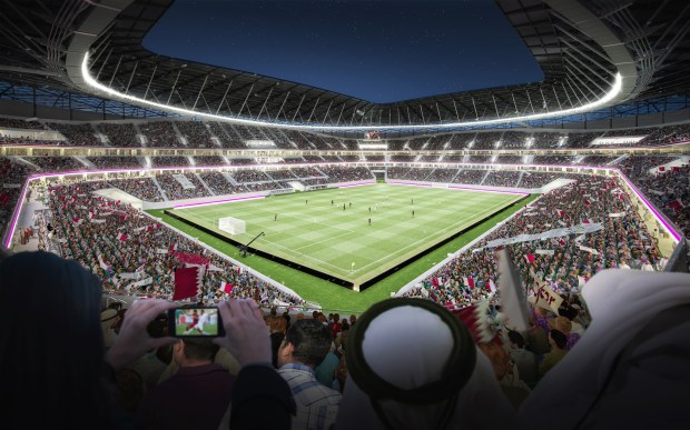 Image result for Education City Stadium