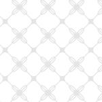 シンプルだけど品のある白いクロスパターン