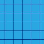 青ベースのグラフチェックパターン