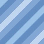 清潔感のあるブルーの斜線パターン