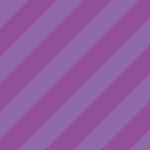 紫を基調とした斜線パターン