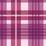 紫ベースのマドラスチェック柄パターン