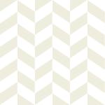 白基調のヘリンボーン柄パターン