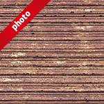 錆びたシャッターの写真加工パターン