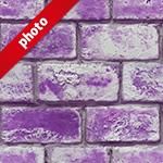 ざらついた紫色のレンガ写真加工パターン
