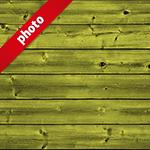 黄色い板の間の写真加工パターン