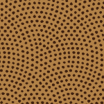 茶色の鮫小紋柄パターン