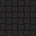 黒色の網代文様 和柄パターン