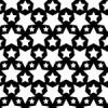 のスターが並ぶパターン