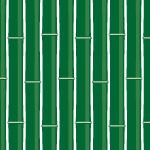 竹のイラストのパターン