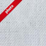 白いコットン生地の写真加工パターン