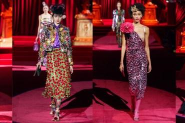 Dolce And Gabbana AW 2019