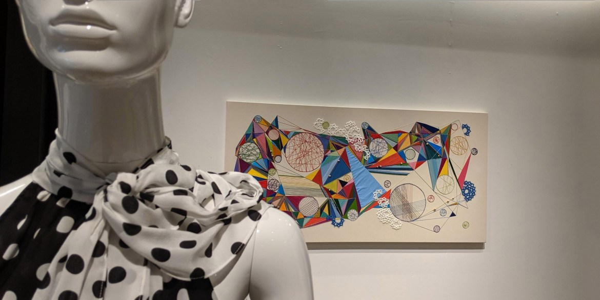 Common Thread: A Saks Fifth Avenue Art Show Review – PATTERN