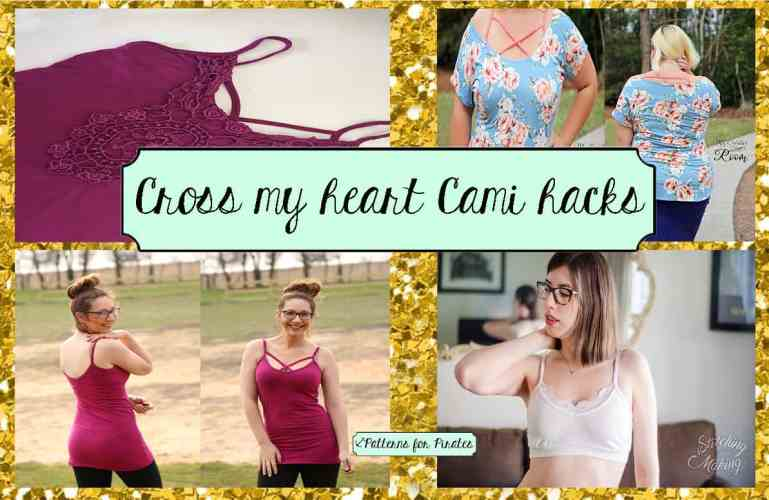 Cross My Heart Cami Hacks