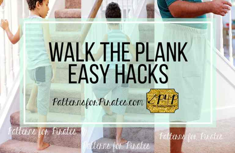 Walk the Plank – easy hacks